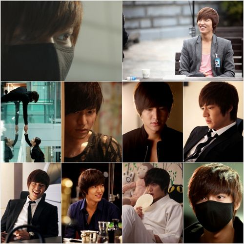 """Lee Min Ho Shows Off His Good Looks In SBS's """"City Hunter"""