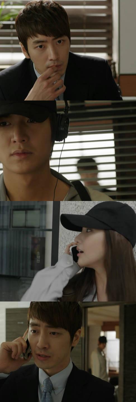 """'시티헌터' 박민영 """"여..여보세요?"""" 깨알 센스 발휘..."""