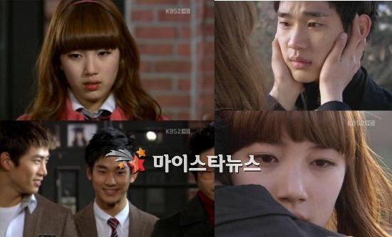 (Dream High) Suzy tim loan nhip truoc Kim Soo Hyun - Nho dien xuat, Kim Soo Hyun tro thanh ngoi sao moi