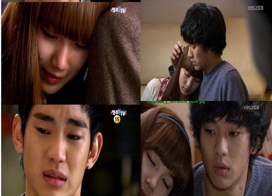 (Dream High) Kim Soo Hyun va Suzy trong nhu cap tinh nhan