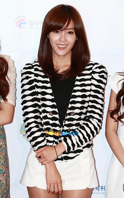 """{110719} Hyomin fue de urgencia al hospital durante la filmación de """"Gyebaek"""" 201107191446361001_1"""