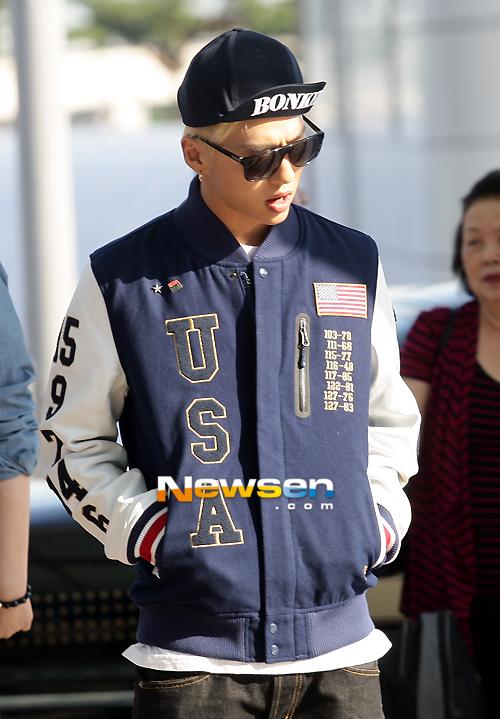 1012 仁川机场飞赴美国参加k con 2012活动