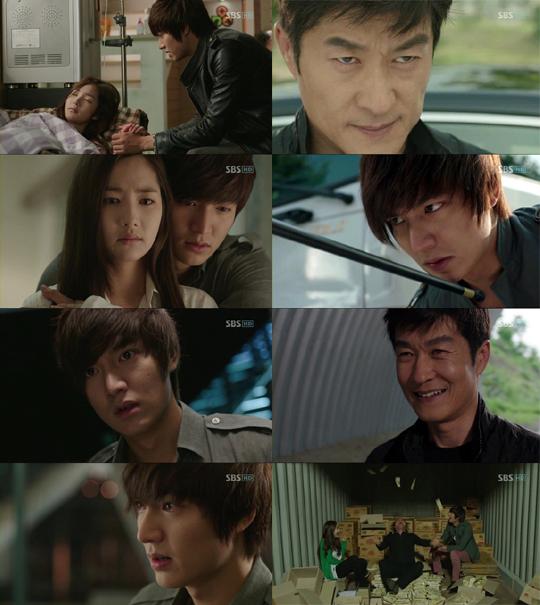 '시티헌터' 이민호-김상중, 정면 승부 시작
