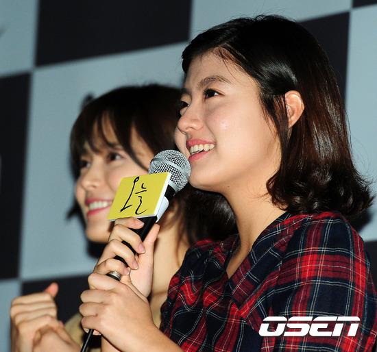 [사진]남지현, '혜교언니랑 함께 해서 영광'