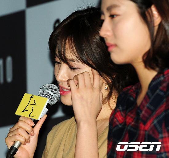 [사진]생각에 잠긴 송혜교