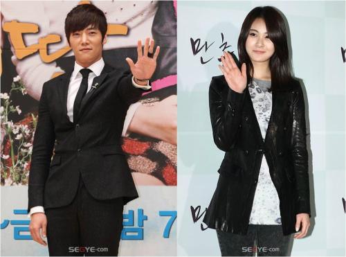 Choi jin hyuk is dating actress son eun seo