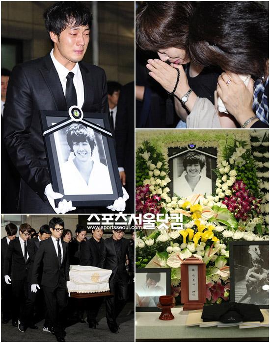 وفاة الممثل | Park Yong| ..,أنيدرا