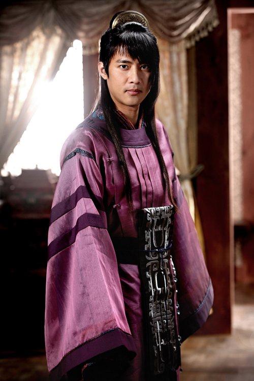 ... thailand: [news] go joo won as ijinashi step-brother of kim soo ro
