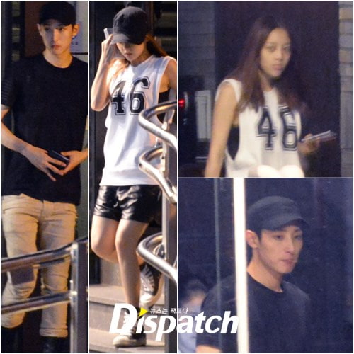 top and sohee dating scandal