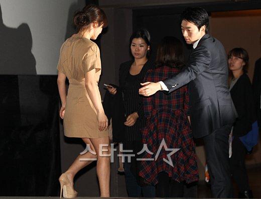 [★포토]'송혜교 모시기(?)'