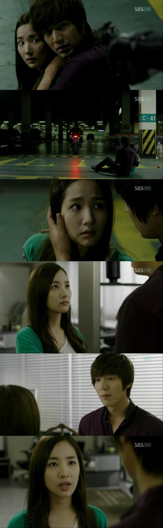 """""""Sitiheonteo 'bakminyoung"""" I got you """"amor duro."""