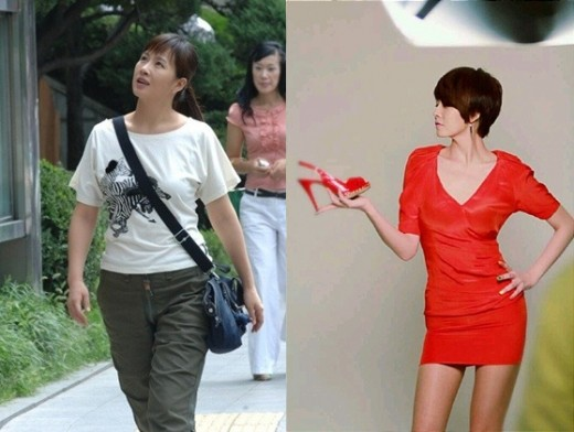 kim sun ah s current figure to her body during her kim sam soon days