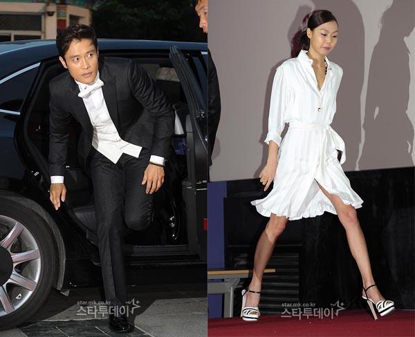 Lee Byeong-Heon et l'actrice Kim Min-hee ensemble ? 20110829_1314579123